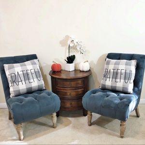 Home Essentials & Beyond 2 Grateful Plaid Pillow